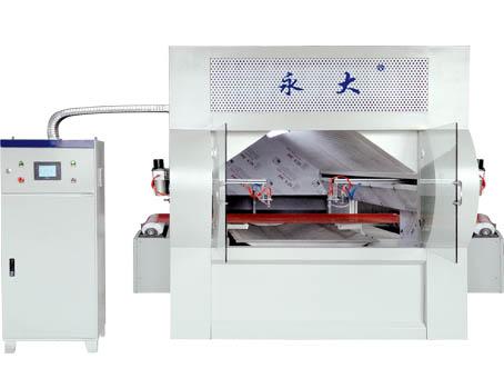 多彩漆/氟碳漆自动喷漆机
