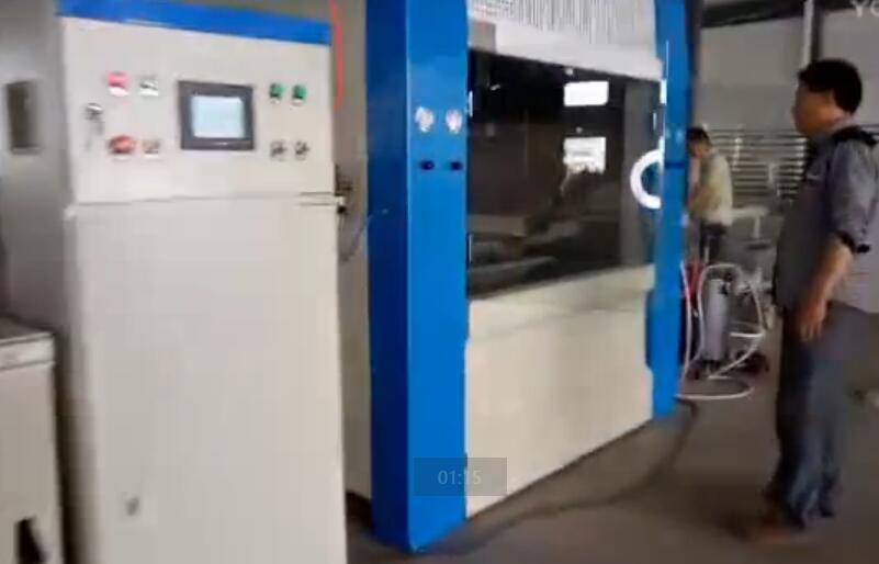 潍坊一体板滚涂生产线